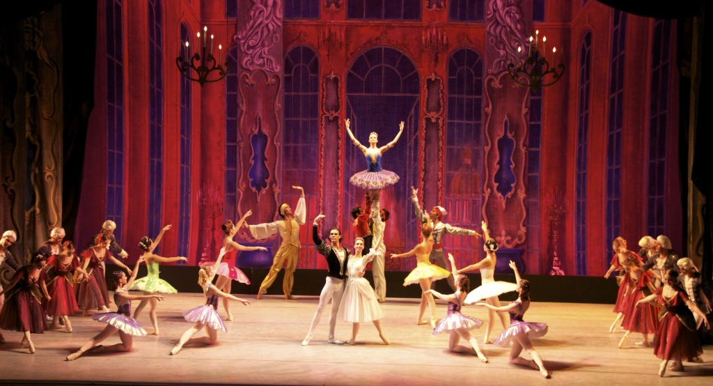 The Moscow Festival Ballet at Krannert Center